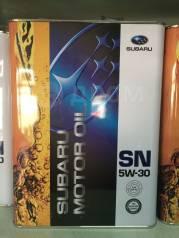 Масло моторное Subaru SN 5w30 4л.