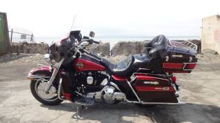 Harley-Davidson Touring Electra Glide Ultra Classic, 1991