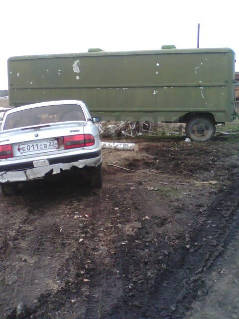 Урал. Продается жилой вагон полуприцеп