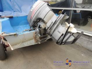 Защита винта и редуктора для лодочного мотора