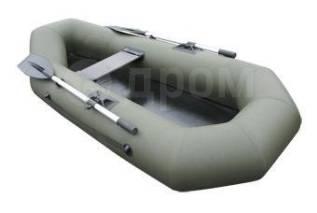 "Надувная лодка ПВХ ""Компакт-200"", длина 200см, ширина 95см, одномест."