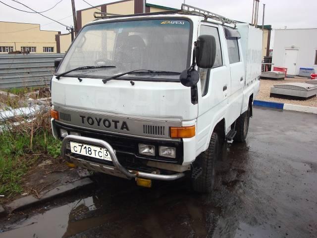 Toyota Dyna. Продается грузпасс тойота Дюна, 2 000куб. см., 1 500кг., 4x2