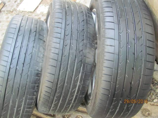 Bridgestone Dueler H/P Sport. летние, 2012 год, б/у, износ 30%