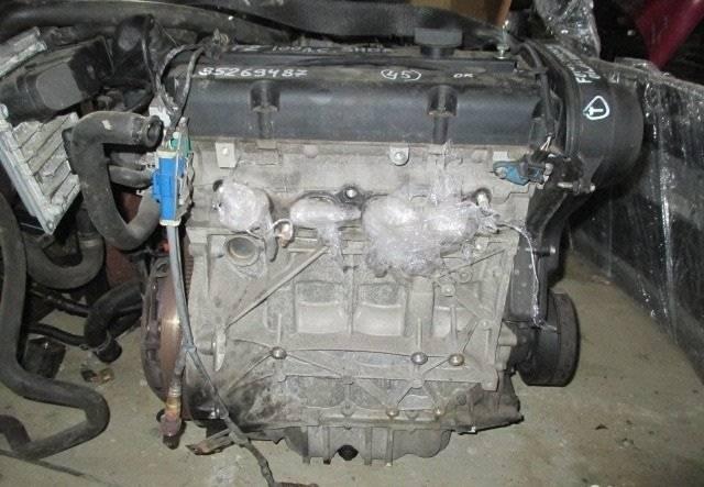 Двигатель Ford Focus 2 Fusion 1.6 (100л. c. ) hwdb