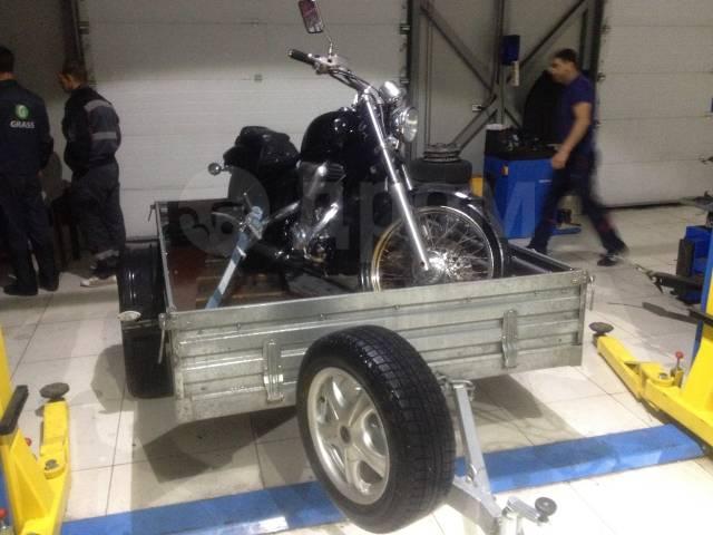 Honda Steed. 400 000куб. см., исправен, птс, без пробега