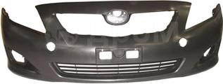 Бампер передний Toyota Corolla 06-10