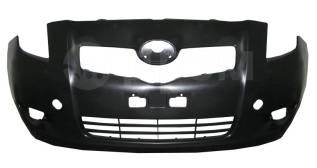 Бампер передний Toyota VITZ / Yaris #SP9# 05-08 год