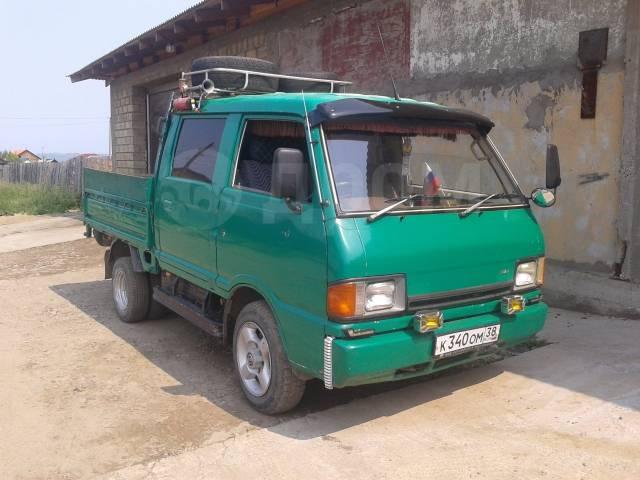Продам или поменяю двухкабиник - Mazda Bongo Brawny, 1986 ...