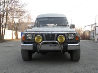 Дуга на Nissan Safari, Patrol (VRY60, WRGY60, WRY60, VRGY60, WYY60)