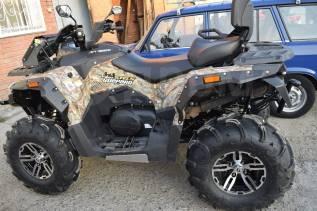 Квадроцикл STELS ATV 800G GUEPARD Trophy, тюнинг PRO, Мото-тех, 2019