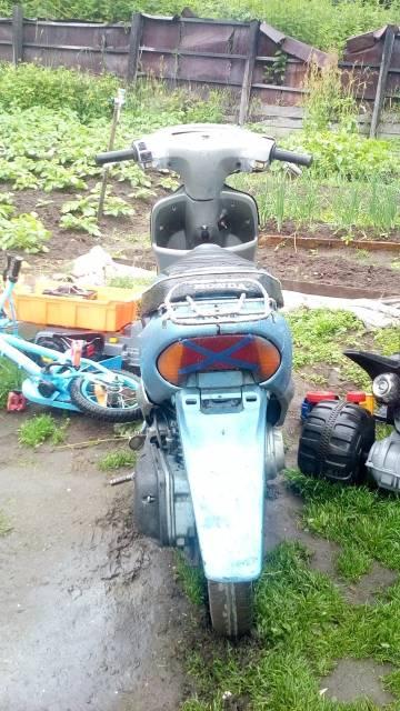 Honda Dio AF34. 49куб. см., исправен, без птс, с пробегом