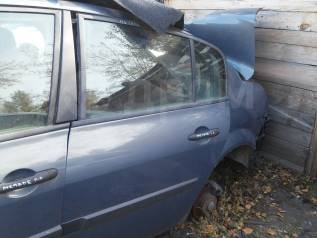 Дверь  задняя левая  Renault Megane 2 2006 г.