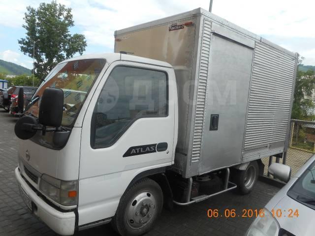 Nissan Atlas. Продам, обмен на земельный участок, сдам в аренду Грузовик Ниссан Атлас, 4 777куб. см., 2 000кг., 4x2