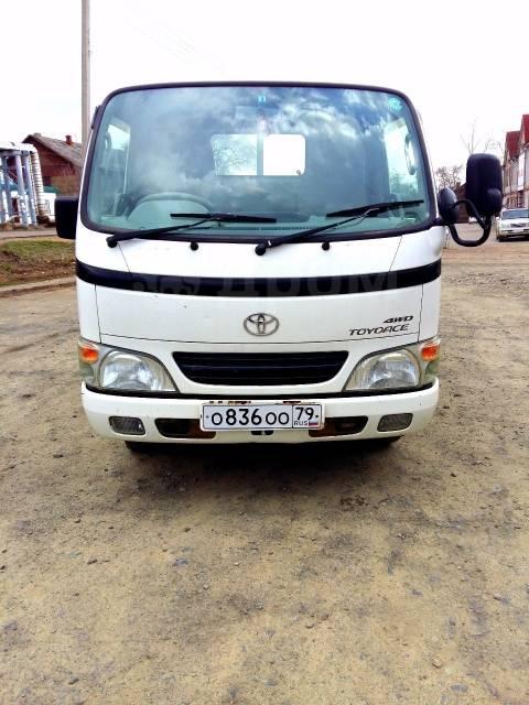 Toyota Toyoace. Продам или обменяю, 2 500куб. см., 1 500кг., 4x4