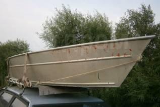 Супер-Лодка! Вес 38кг, можно перевозить на крыше а/м, не нужен прицеп!