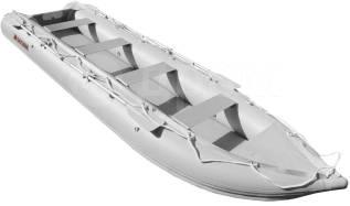 Saturn SK-487XL надувная экспедиционная лодка, ув. баллон, усилен. днище