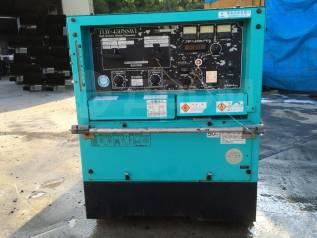 Сварочный генератор Denyo TLW450SSW. Два поста. 220В. 18 кВт.