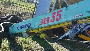 Крановая установка из Японии Nansei JET35