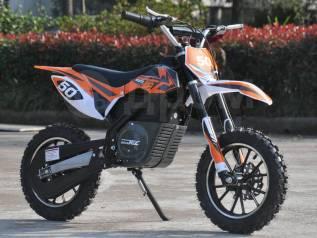 Электрический мотоцикл ECO Gazelle 500W, 2018