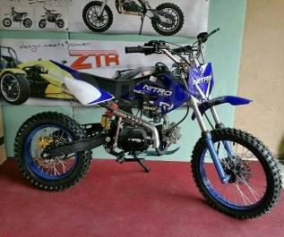 Кроссовый мотоцикл Dirtbike NXD 17/14 дюймов колеса, 2018