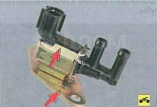 Клапан адсорбера Mitsubishi Lancer