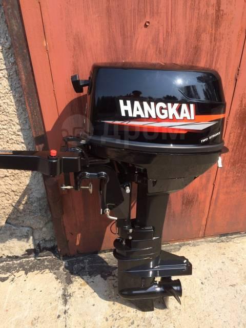 Hangkai. 9,00л.с., 2-тактный, бензиновый, нога S (381 мм), 2018 год