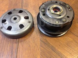 Сцепление в сборе для скутера Suzuki Address V50 CA42/44
