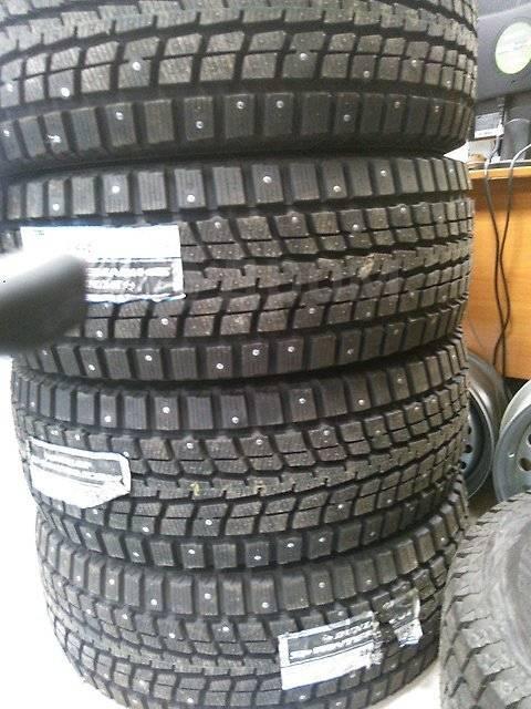 Dunlop SP Winter Ice 01. Зимние, шипованные, новые. Под заказ