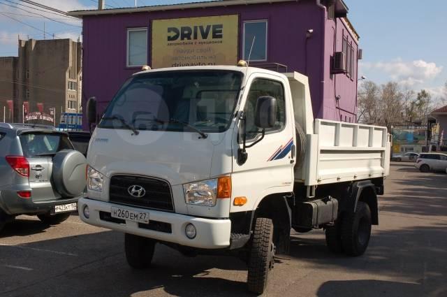Hyundai HD78. Продам самосвал Hyundai, 3 907куб. см., 3 695кг., 4x4