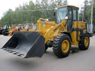 Shantui SL30W. Фронтальный погрузчик , 3 000кг., Дизельный, 1,80куб. м.