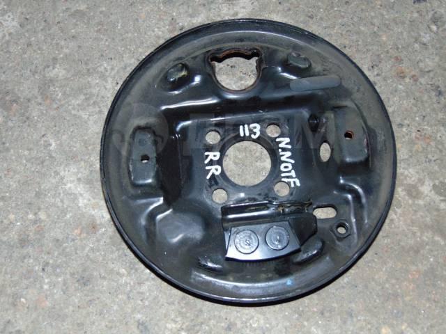Пыльник ступицы. Nissan Note, E11, E11E HR15DE