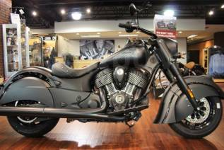 Indian Chief Dark Horse, 2017
