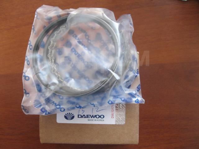 Кольца Поршневые Daewoo Nexia