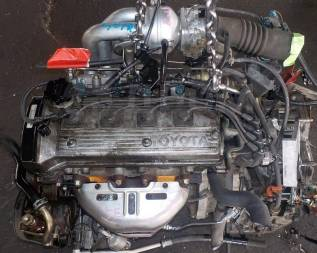 ДВС 5AFE Toyota Carina, AT212 установка гарантия 12 месяцев