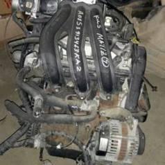 Двигатель Daewoo Matiz (Дэу Матиз) 0.8л F08CV контрактный, трамблерный