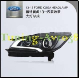 Фары передние тюнинг Ford Kuga 2013-