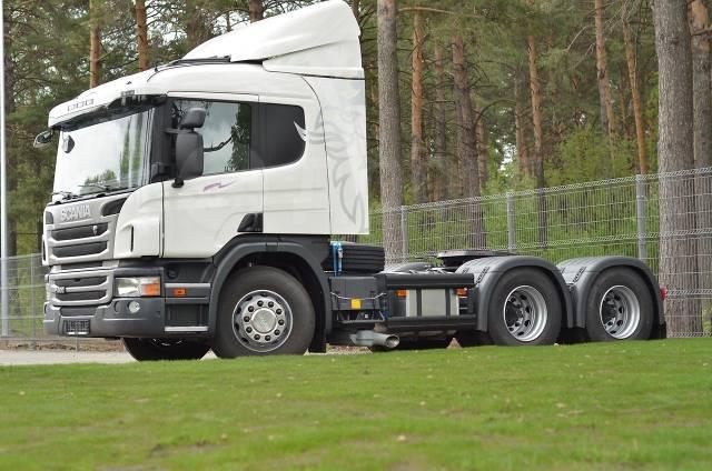 Scania P. 400 6X4, 12 740куб. см., 40 000кг., 6x4. Под заказ