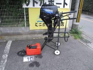 Продам лодочный мотор. Tohatsu 9.8