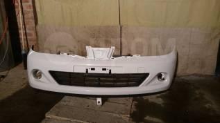 Бампер Nissan Tiida