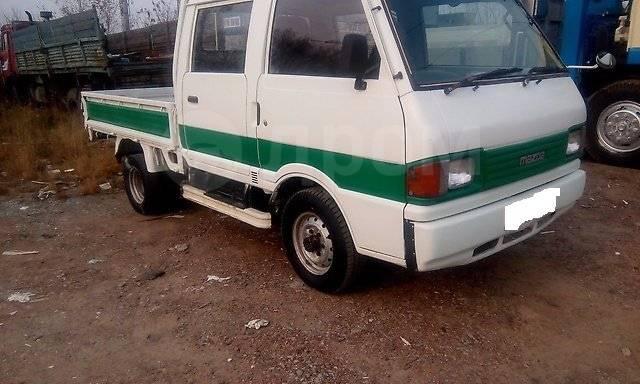 Продается грузовик Mazda Bongo Brawny - Mazda Bongo Brawny ...