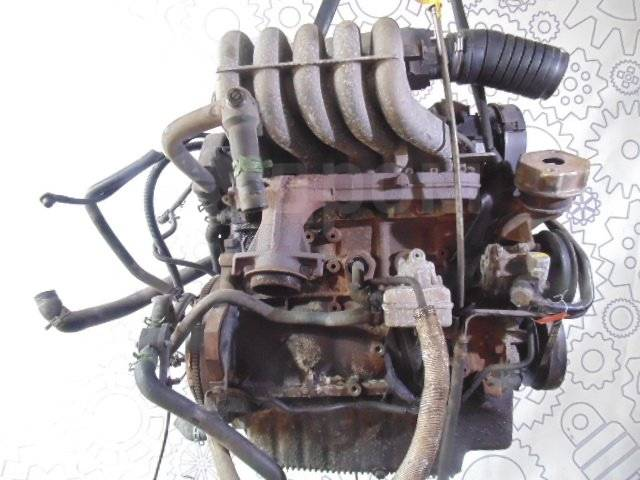 мотор фольксваген транспортер т4 2 4