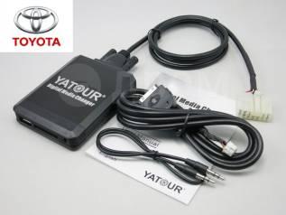MP3/USB Адаптер yatour для штатных магнитол Toyota