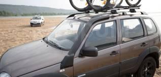 Шноркели Chevrolet Нива, ВАЗ-2123