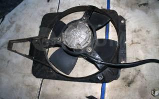 Электр. вентилятор охлаждения радиатора Классика, ВАЗ 2105, 2106, 2107