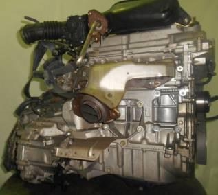 Двигатель с КПП, Nissan HR15-DE
