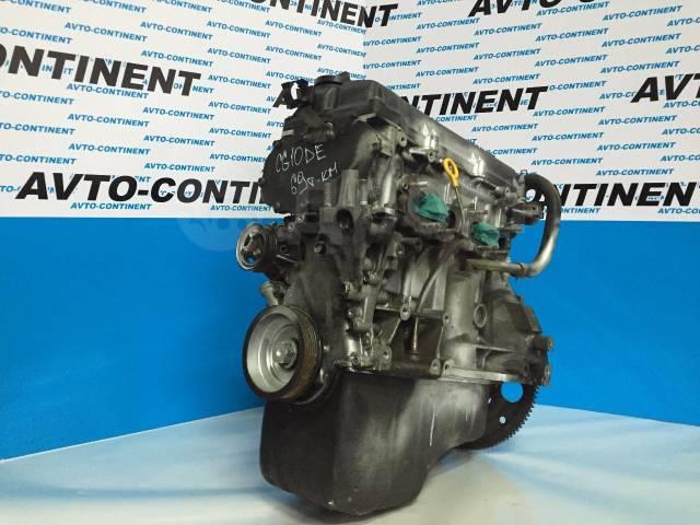 Двигатель в сборе. Nissan March, K11 CG10DE