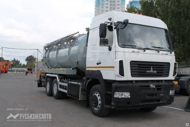 МАЗ. 46521-6 на шасси -6312В9-429-012 Машина Илососная (объем 17+1)