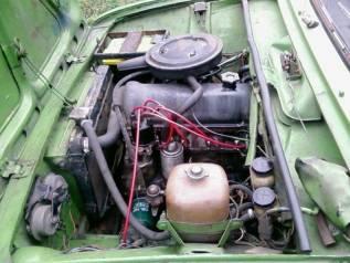 Двигатель в сборе. Лада 2106, 2106 Лада 2101, 2101