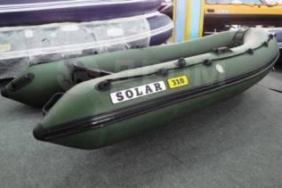 Надувная лодка Солар Оптима 310