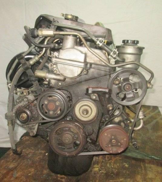 Двигатель в сборе. Toyota: Yaris, Platz, Vitz, Echo 1SZFE. Под заказ